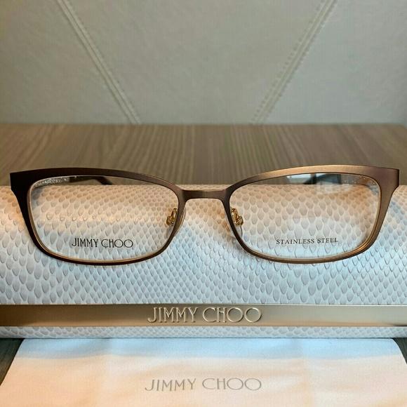 1ff0143fdc5 Jimmy Choo Eyeglass Frame JC166. NWT